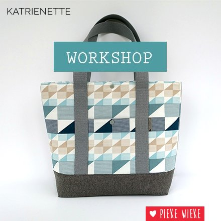 Workshop Teenbag