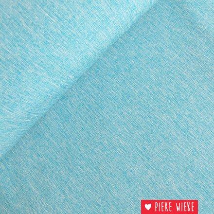 Softshell Turquoise mellange