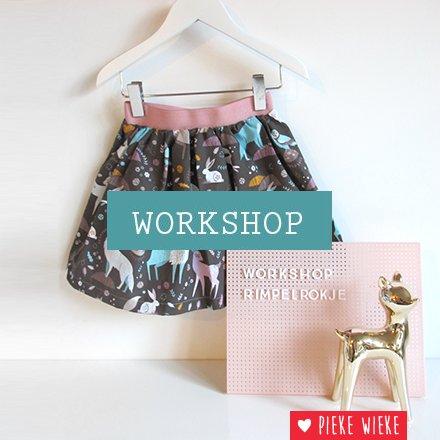 Workshop Rimpelrokje *