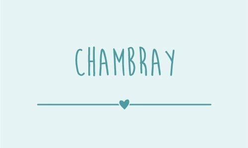 Chambray - jeans