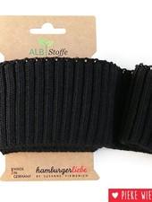 Albstoff Cuff Me Cozy Carbon Black