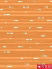 Birch Fabrics Katoen Mod basic Oranje