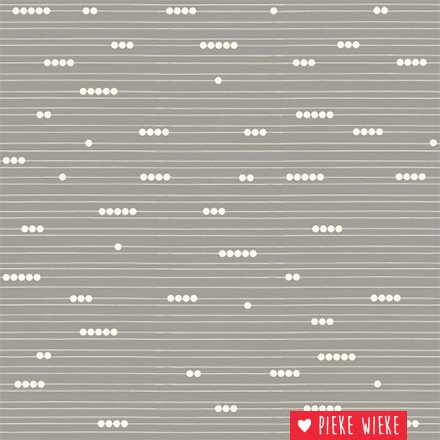 Birch Fabrics Coton Mod basic Gray