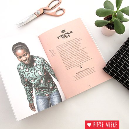 Urban Style, sewing book by Evamaria