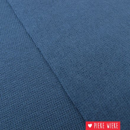 Bloome CPH Extra wide ribbing Dusty blue