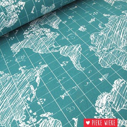 Jersey World map