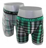 Apollo Underwear 2-pack grijs & groen