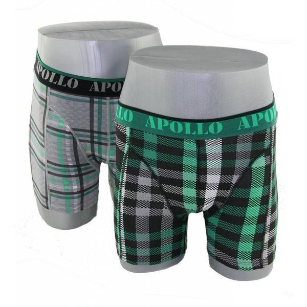 2-pack grijs & groen