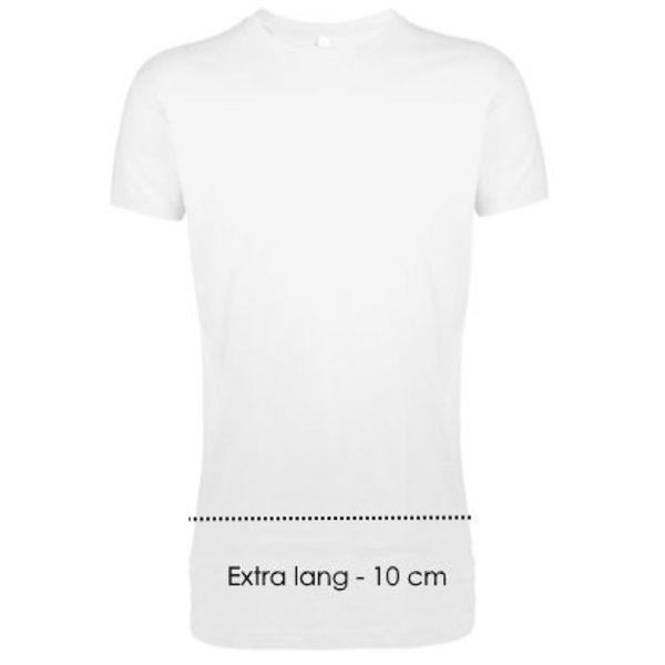 T-shirt XXXtra lang