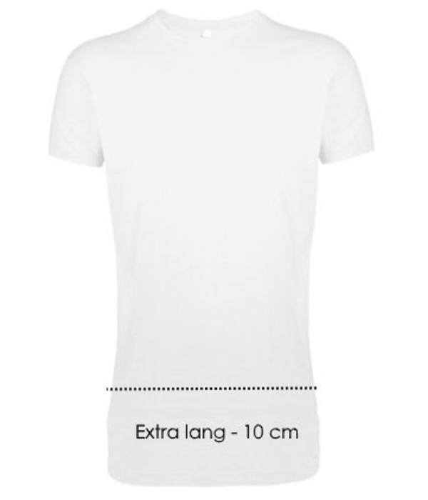Logostar T-shirt XXXtra lang