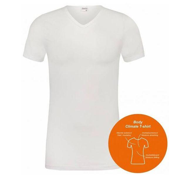 Climate T-shirt V-hals