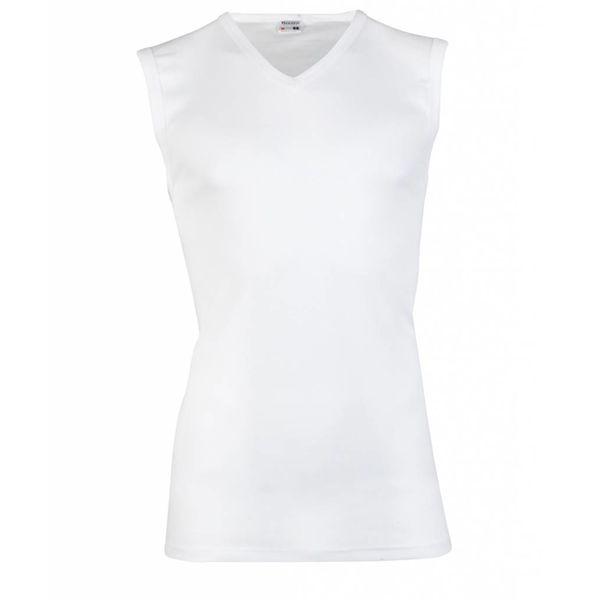 T-shirt mouwloos v-hals