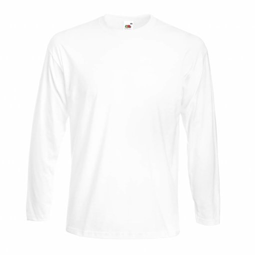 Fruit of the Loom Longsleeve T-shirt Super Premium