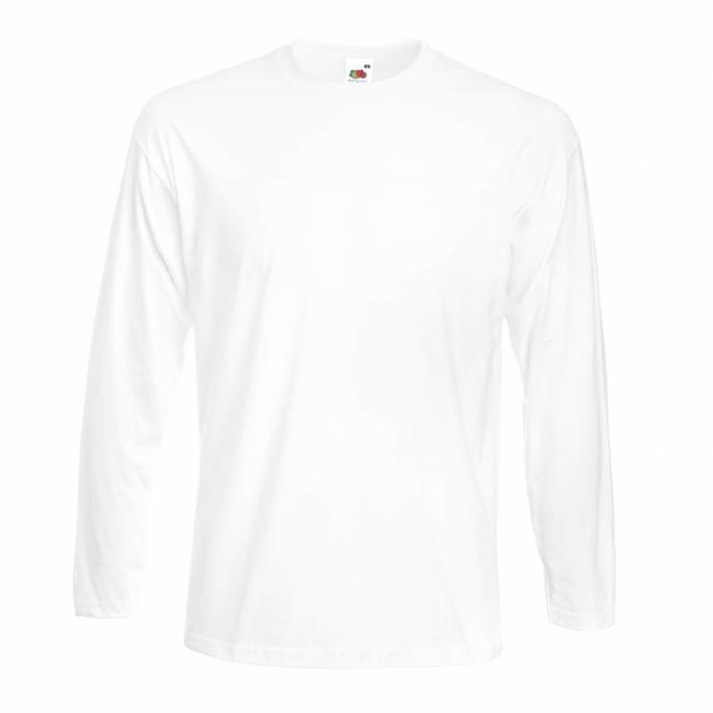Fruit of the Loom Longsleeve T-shirt Super Premium