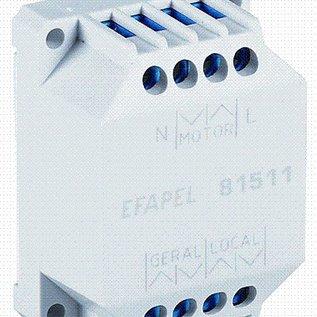Efapel Compon.Relais jalouziebediening 230vac/5hz./6A