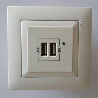 USB adapter (afdekraam).