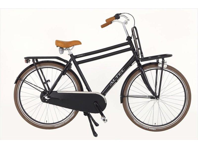 altec 28 inch vintage transportfiets heren/jongens