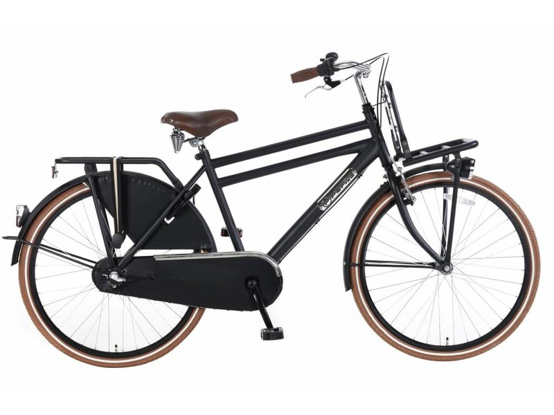 popal 26 inch transportfiets jongens zwart n3 2688n3