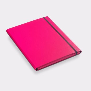Klapr Elastic Folder A4 10mm Magenta