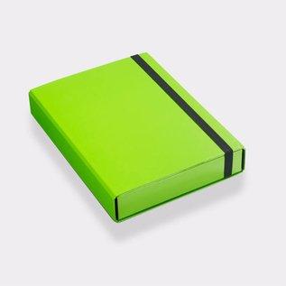 Klapr Storage box A4 50mm Green