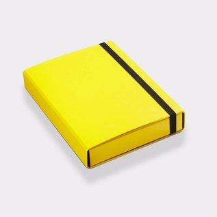 Klapr Opbergbox A4 50 mm geel