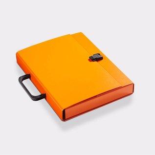 Klapr Koffer 30 mm oranje