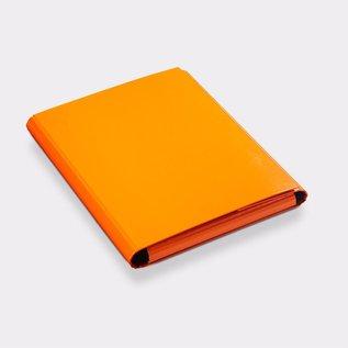 Klapr Presentatiemap A4 25mm ronde rug oranje