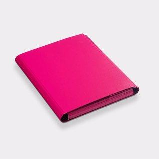 Klapr Luxury folder A4 25mm Magenta