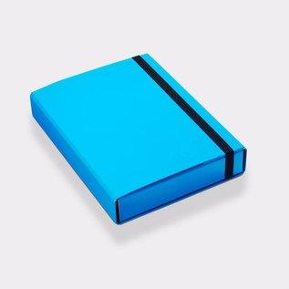 Klapr Opbergbox A4 50 mm blauw