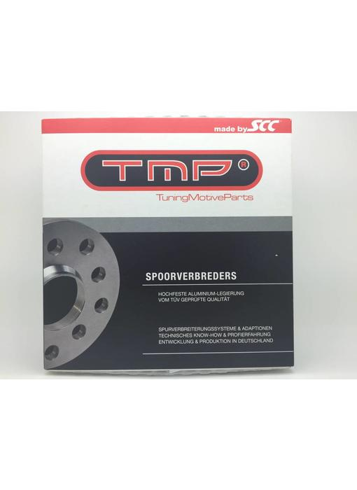 SP Spacers 15MM 5X100/112 - 57.1 + eigen centrering (2st)
