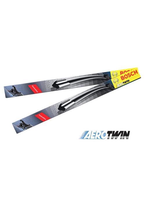 """Bosch AeroTwin Multiclip Flatblade Ruitenwisser 15"""" / 380 mm"""