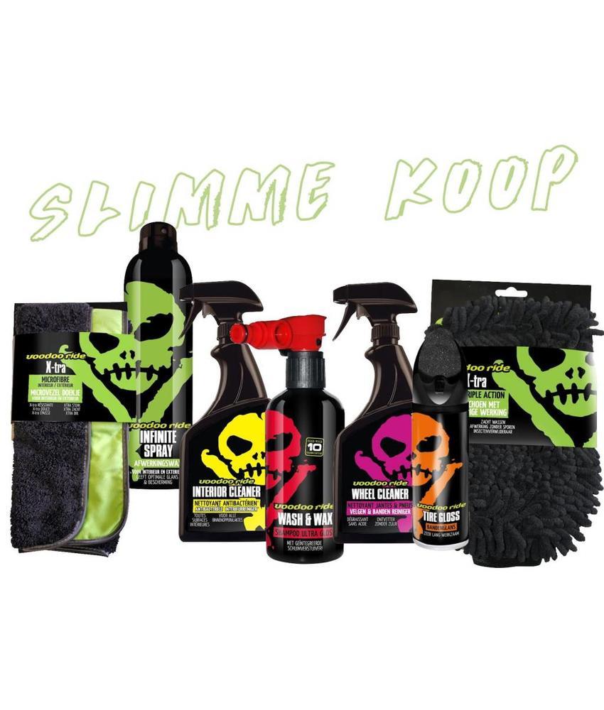 VooDoo Ride Pakket Slimme Koop (7 stuks)