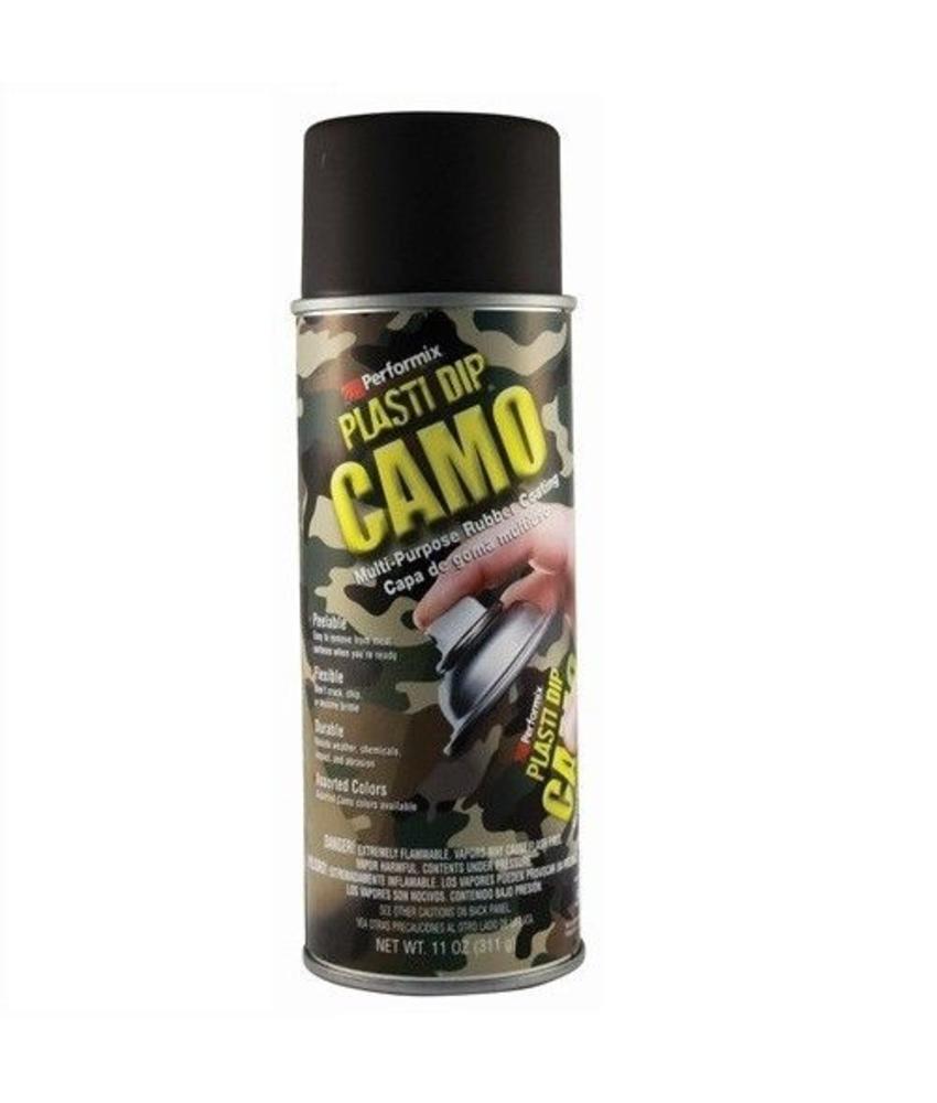 Plasti Dip Spray Camo zwart