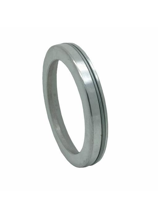 Semfit CR Centreerringen 75.0 mm - 66.5 mm ALUMINIUM (OZ)