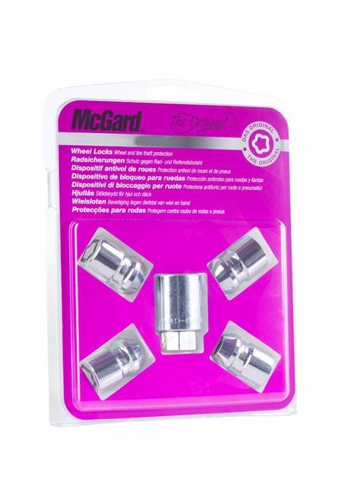 Slotmoeren Conisch 5-Lock Set 12x1,5 - 37 mm - K19