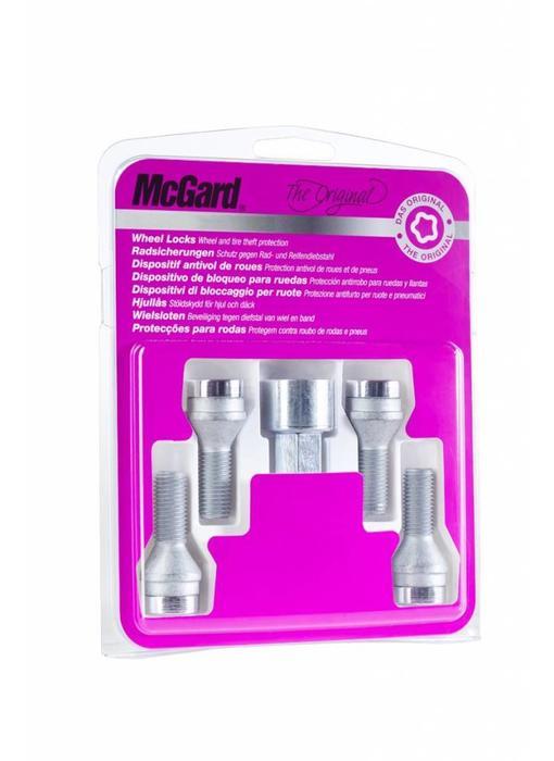 Slotbouten Conisch 12x1,5 - 18.2 mm - K17