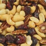 Cranberry Notenmelange, Gebrand (250 gram)