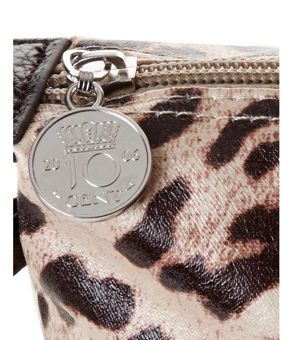 Toilet Purse Leopard