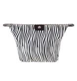 Toilet Purse Zebra