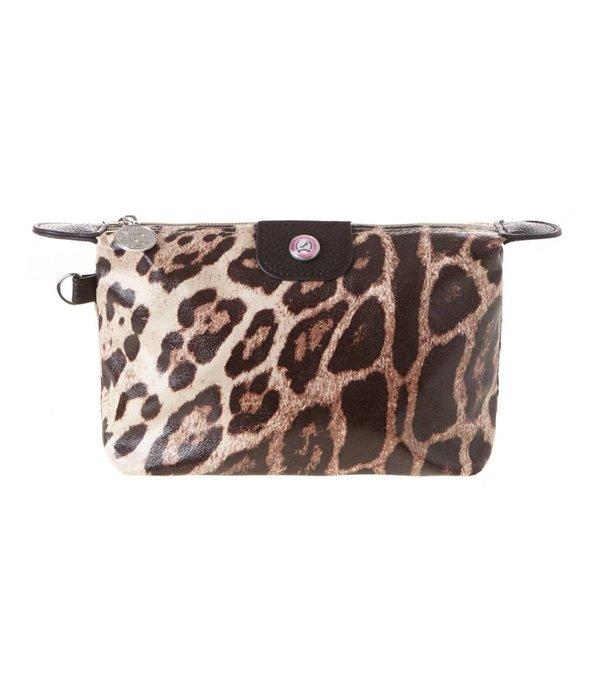 Make-up Bag Leopard