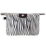Make-up Bag Zebra