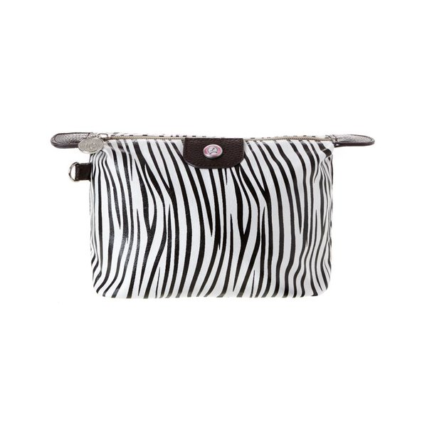 Make-up tasje Zebra