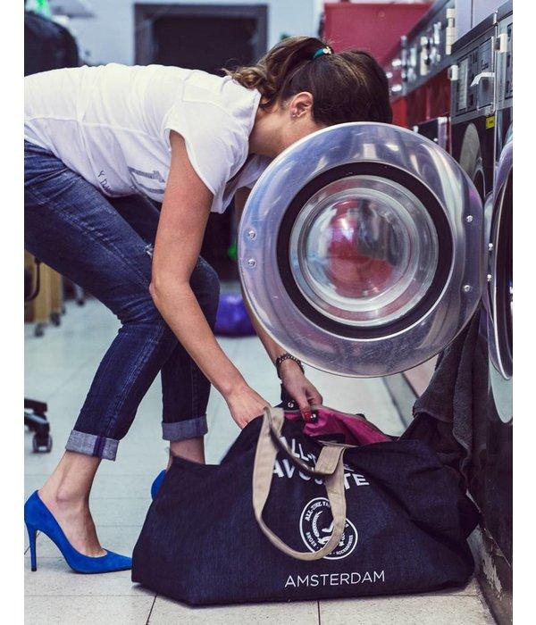 Grote Shopper Denim Blue