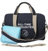 Mommy Bag Dark Blue Denim