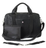 Mommy Bag Black Croco