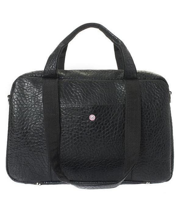 Mommy Bag Black Croco
