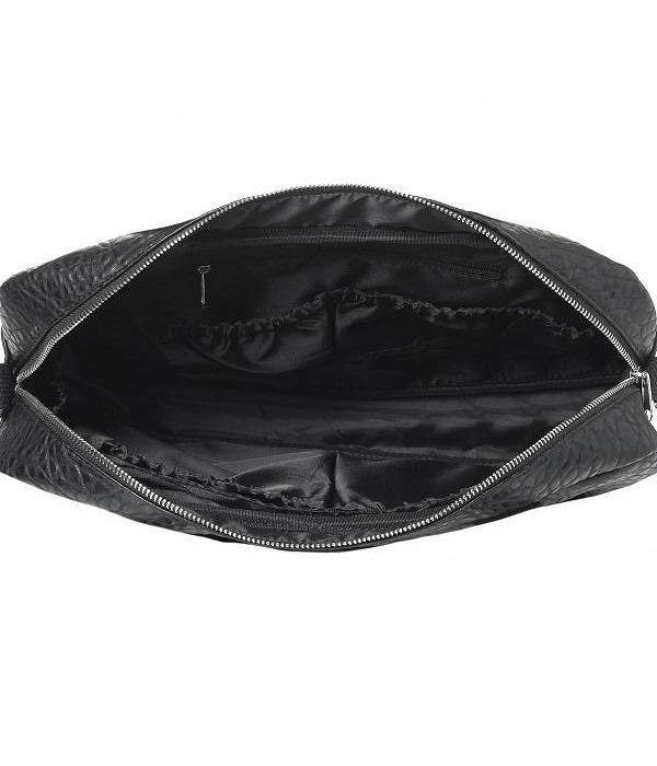 "Laptoptas 15"" Black Croco"
