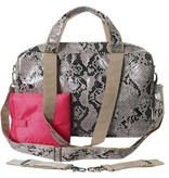 "Laptop bag 15"" Python Naturel"