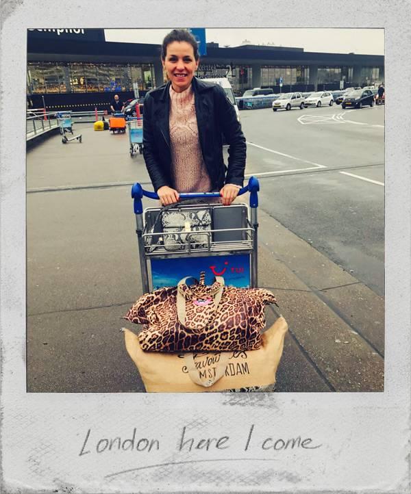 Ga je mee naar London en Cap Cana?