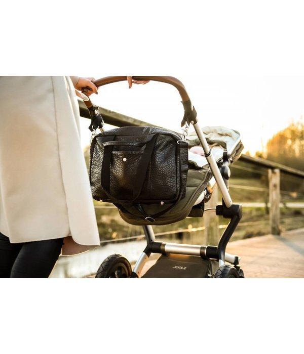 Mommy Bag Zwart Croco